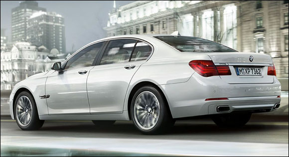 The new BMW 7 Series will soon be in India