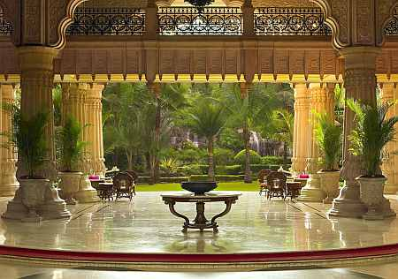 Leela Palace Chennai readying for November opening