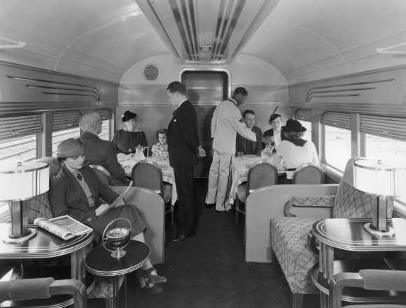 Historic images: Journey of the railways