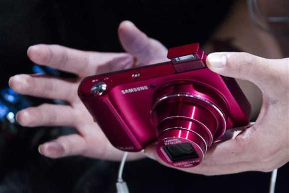 A look at Samsung's new gadgets