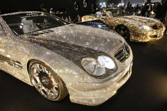 Amazing images of whacky vehicles