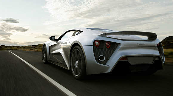 20 most beautiful cars in the world