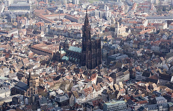 Strasbourg, France.