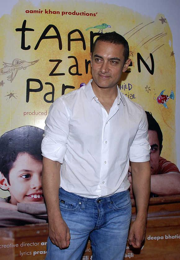 Taare Zameen Par was a blockbuster.