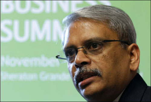 Infosys co-Founder and executive co-chairman S. Gopalakrishnan