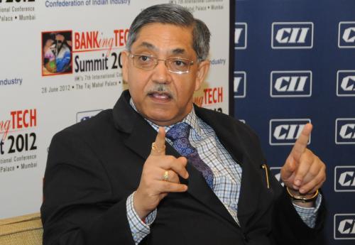 RBI Deputy Governor K C Chakrabarty
