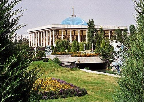 Parliament of Uzbekistan.