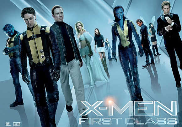 Director of X-Men: First Class is working with the team.