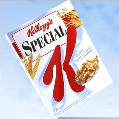 Complan, Saffola and Kellogg's under scanner