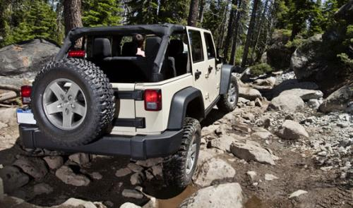 Jeep Wrangler Unlimited 4x4