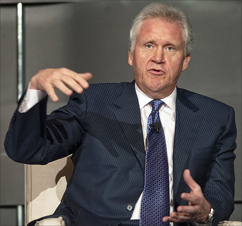Jeffrey Immelt, Chairman and CEO of General Electric.