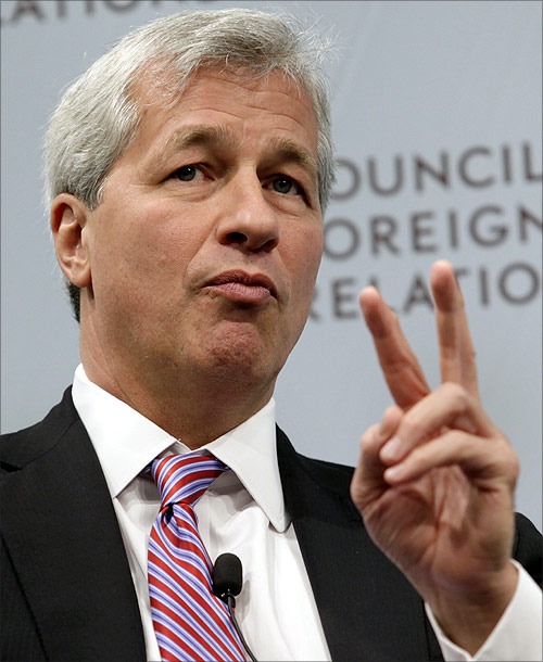 JPMorgan Chase & Co CEO Jamie Dimon.