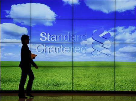 StanChart to pay $330 mn to US regulators for Iran transactions