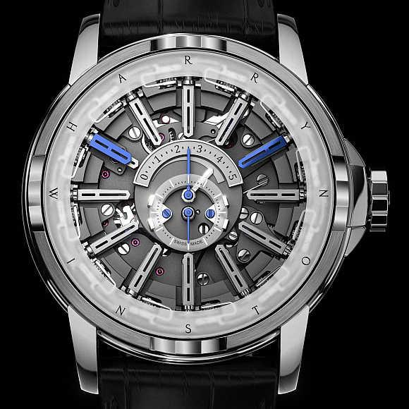 Harry Winston Opus 12 Watch.