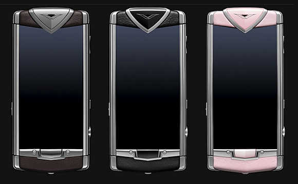 Vertu Constellation Smartphone.