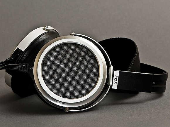 Stax SR-009 Earspeakers.