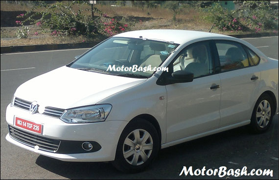 Is Volkswagen planning a Vento CNG for fleet operators?