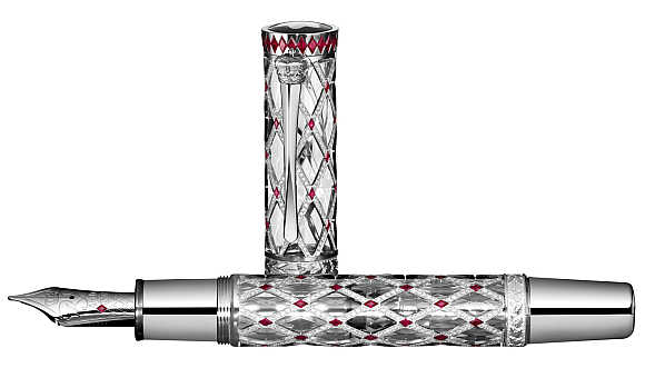 Mont Blanc Prince Rainier III Limited Edition 81 Pen.