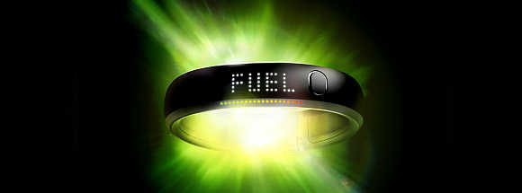 Nike FuelBand helps to stay fit.