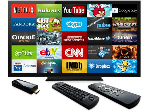 Equiso is a dongle that turns your TV into an Android device.