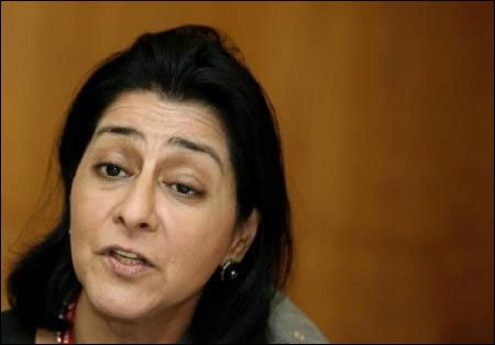 Kidwai becomes first woman president of Ficci