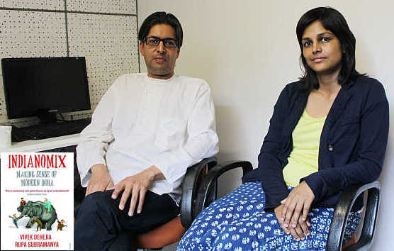 Vivek Dehejia and Rupa Subramanya