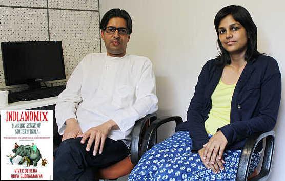 Vivek Dehejia and Rupa Subramanya
