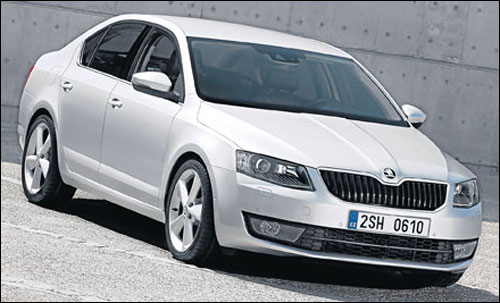 Skoda reveals the next generation Octavia