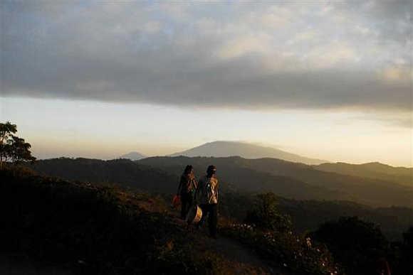 Amazing images show coffee processing in El Salvador