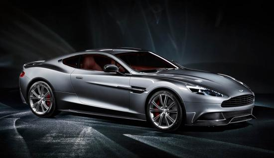 Aston Martin Vanquish