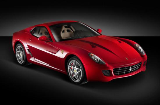 Ferrari 599 GTB Fiorano