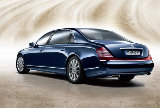 Maybach 62 S