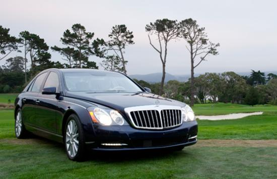 Maybach 57 S