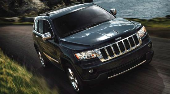 Jeep Grand Cherokee Overland