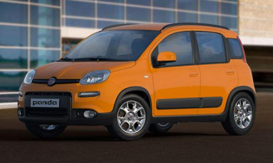 Fiat's award-winning SUV Panda