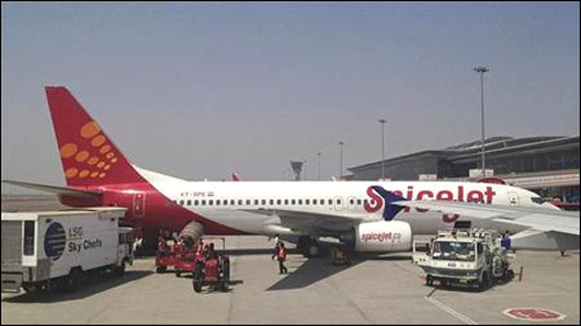 SpiceJet, Jet Air charge more for excess baggage