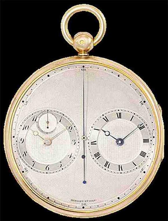 Breguet & Fils, Paris, No 2667 Precision Watch.