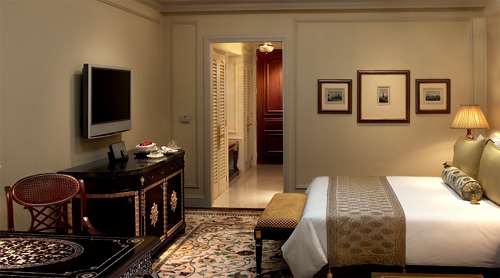 The Leela, New Delhi.