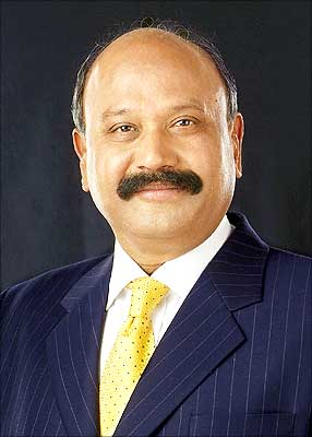GMR Group chairman and MD G M Rao
