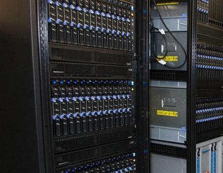 An IBM supercomputer. Photo is for representation purpose only.