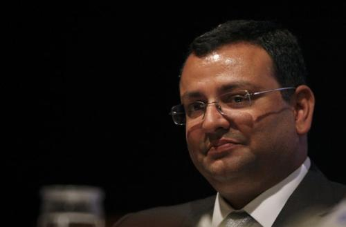 Tata Sons chairman Cyrus P Mistry.