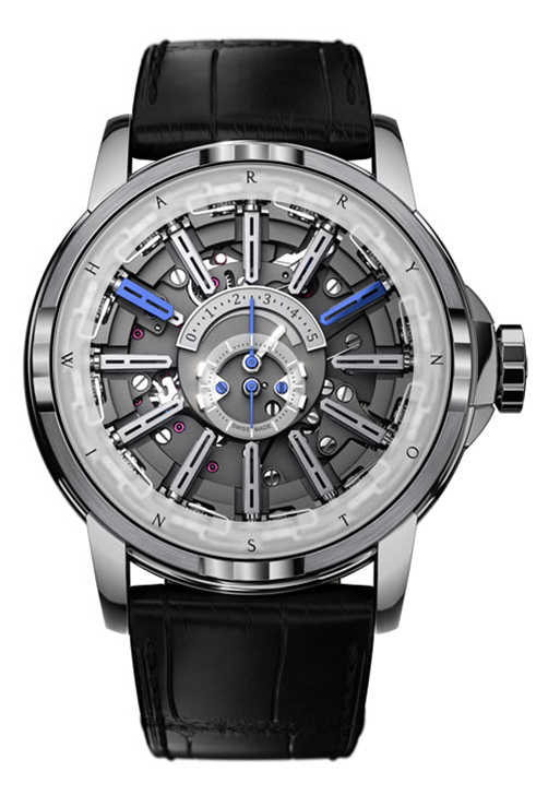 Harry Winston Opus 12 watch.