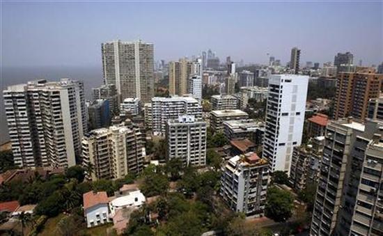 Mumbai's skyline