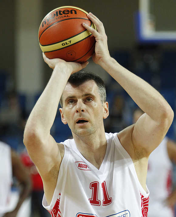 Mikhail Prokhorov.