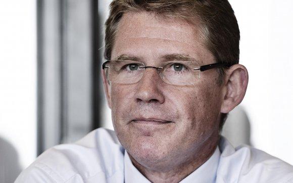 Lars Rebien Sorensen.