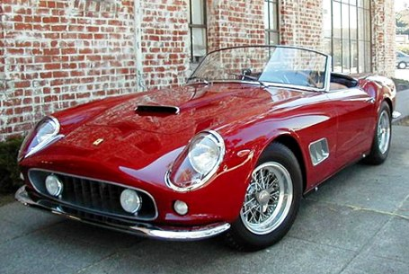 Classic Ferrari to become world's most expensive car