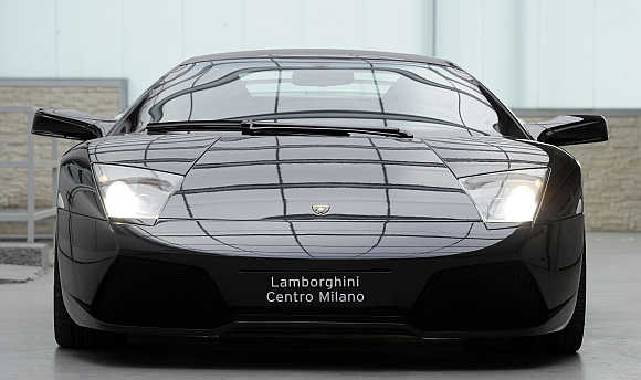 IMAGES: Most expensive cars sold at auctions in 2012