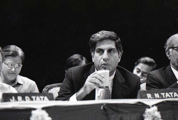 Ratan Tata.