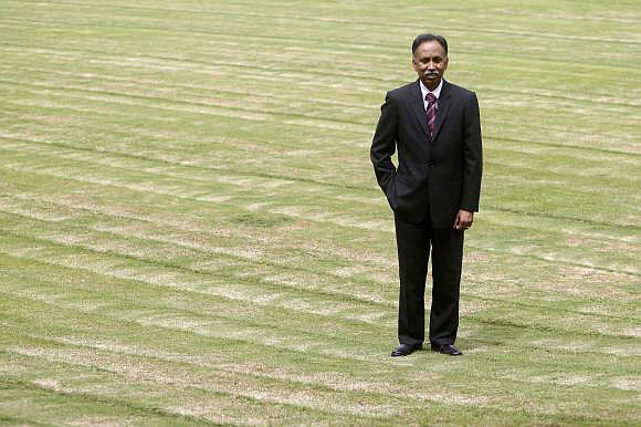 Infosys Chief Executive SD Shibulal.