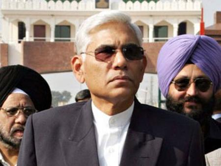 Comptroller and Auditor General Vinod Rai.
